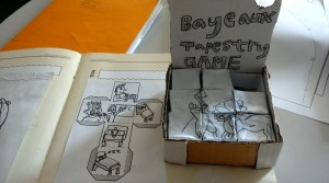 STORY CUBES AND CUBE PUZZLES